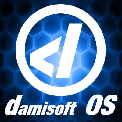 Damisoft OS 18 Linux Icon Cover Original 2021
