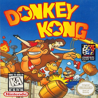 Donkey Kong Cover Nintendo Icon Damisoft Game Flash