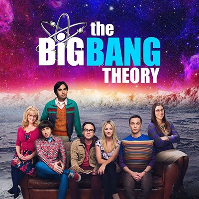 The Big Bang Theory TV Serie German Deutsch Icon Cover