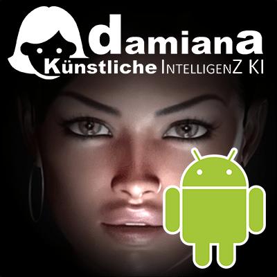 damiana ki künstliche intelligenz button cover