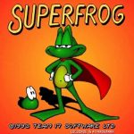 Amiga Game Superfrog von 1993 Team 17 Softwre LTD
