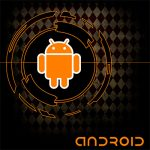 android linux kernel logo icon button damisoft