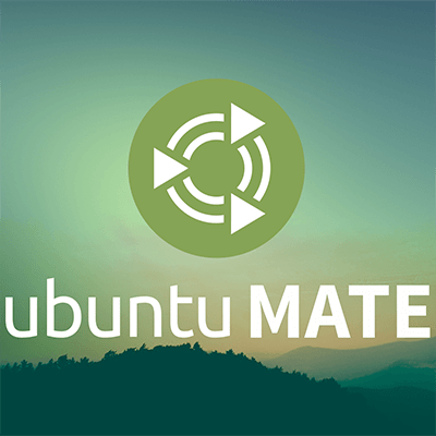 Ubuntu Mate Linux Raspberry Logo Icon Cover