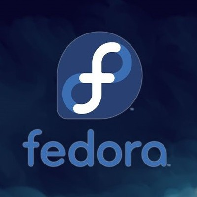 Fedora Linux Server Icon Cover Logo Damisoft 2021
