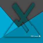 MX Linux OS Cover Icon iso damisoft