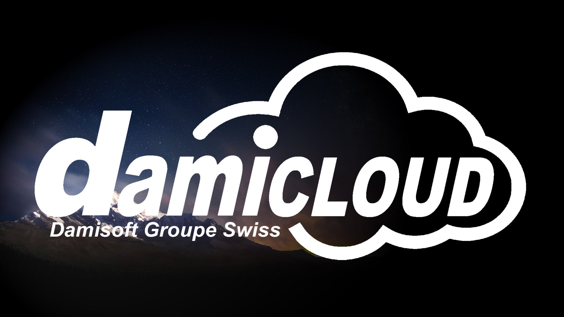 damicloud logo damisoft groupe bild wallpaper hd jpg