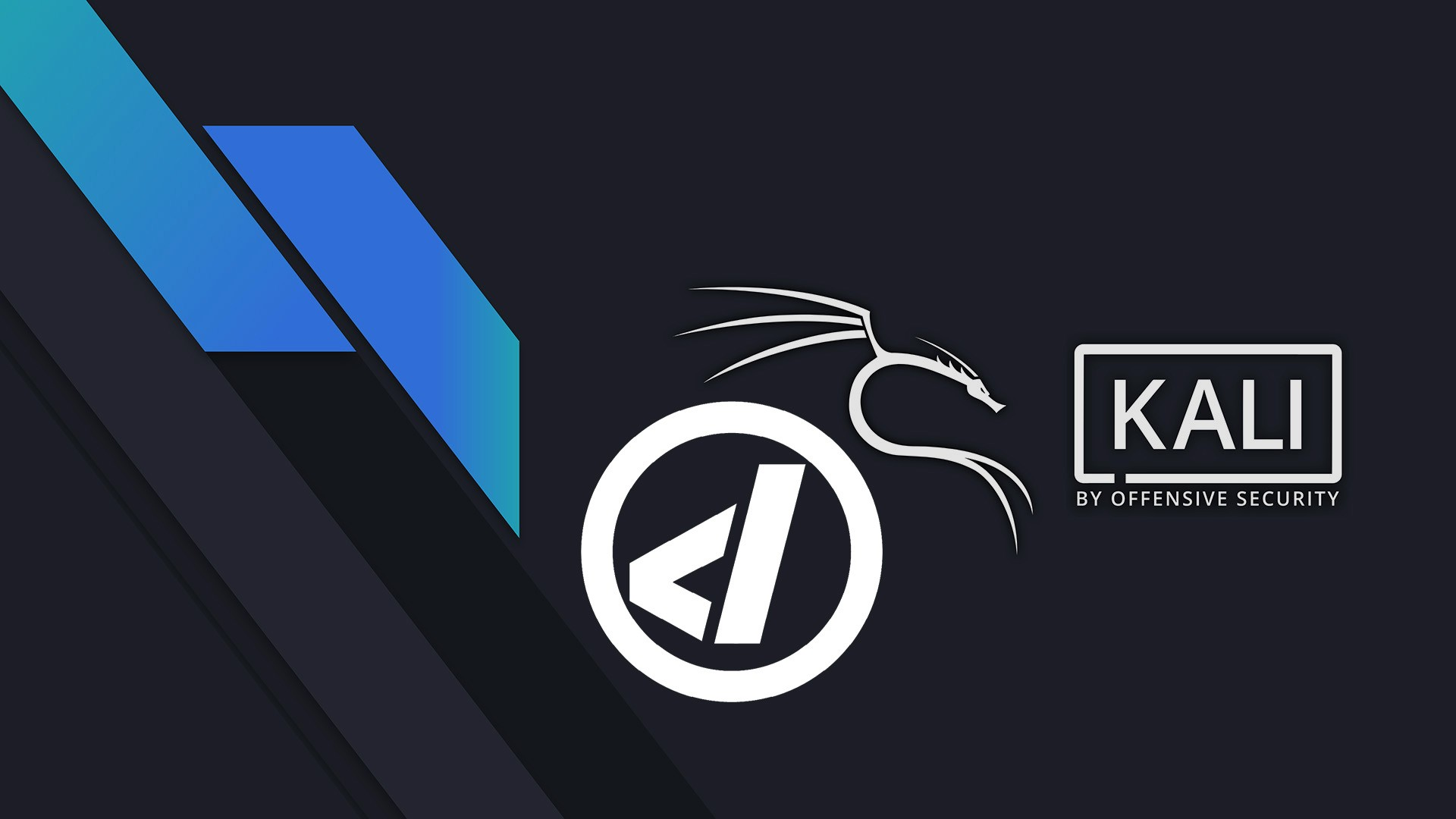 damisoft security wallpaper hd kali linux logo