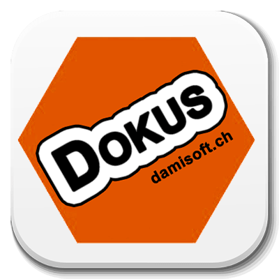 Damisoft Android App Dokus Button Icon