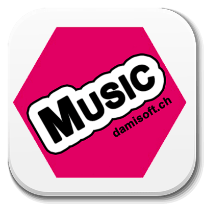 Music App Icon Android Damisoft Button