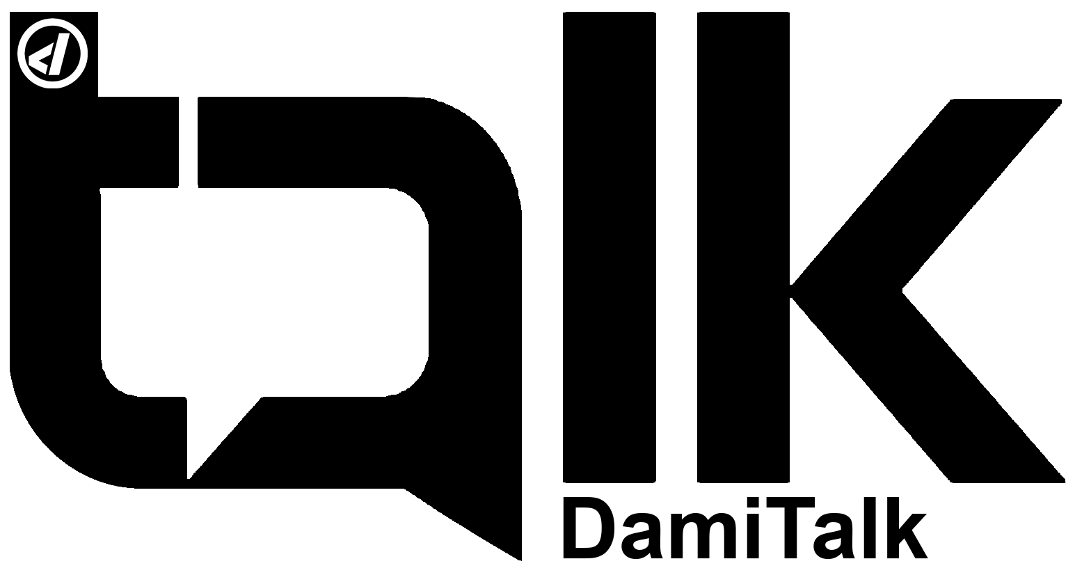 damitalk damisoft talk icon logo 2021