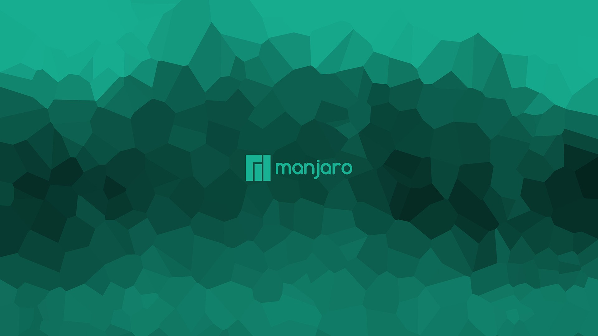 Linux Wallpaper Manjaro Green Damisoft 2021