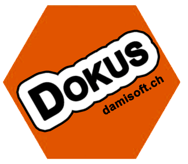 Dokus Android App Damisoft Icon Orange Smartphone Tablet