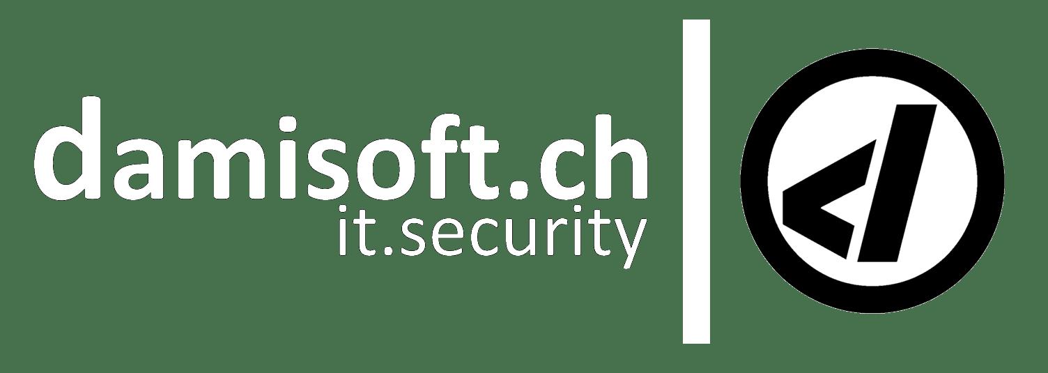 Damisoft IT Security Logo 2021